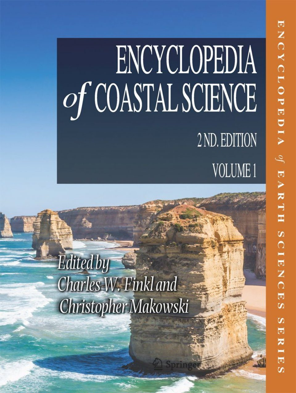 Encyclopedia of Coastal Science (2-Volume Set)
