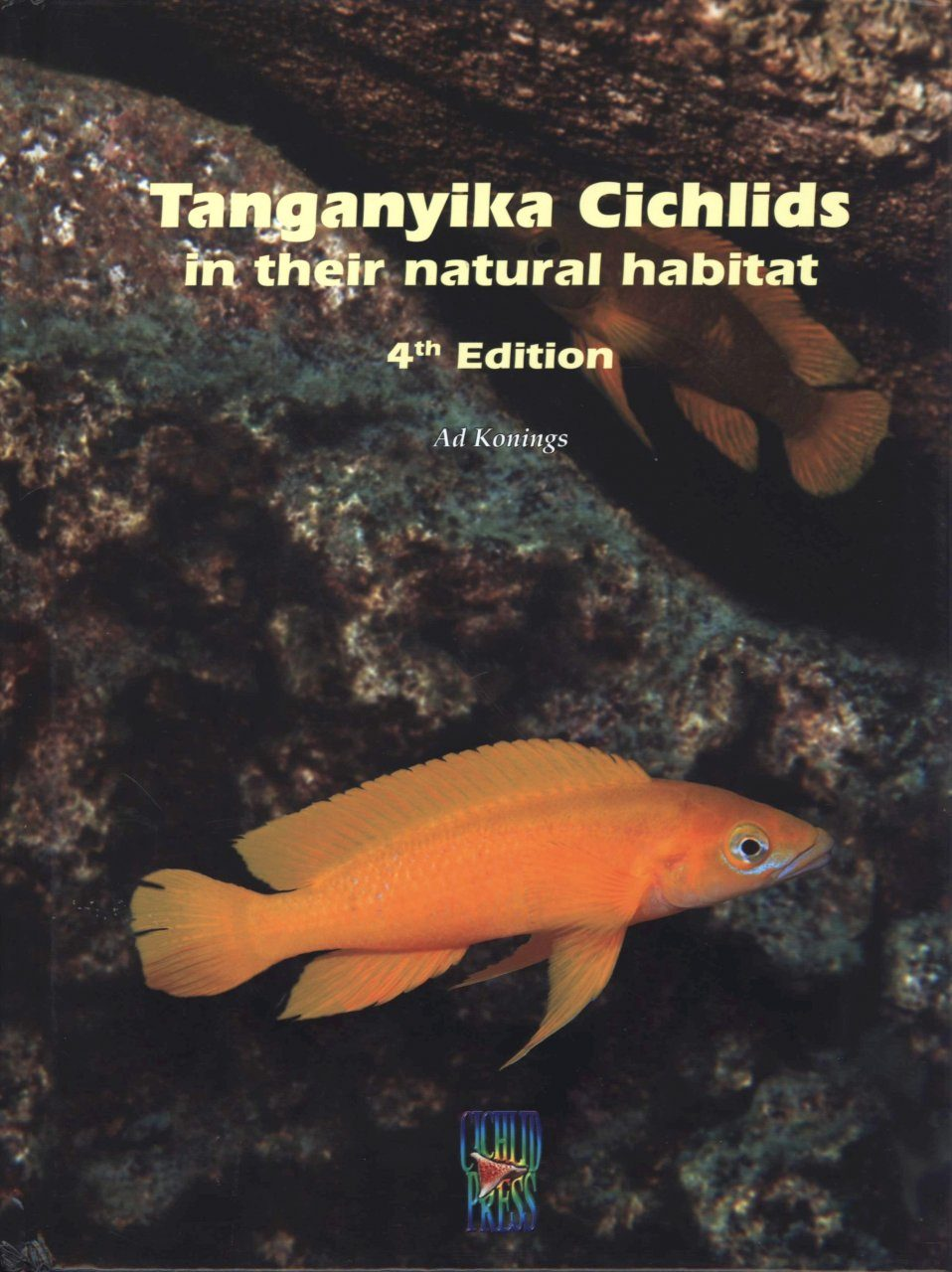 Tanganyika Cichlids in their Natural Habitat