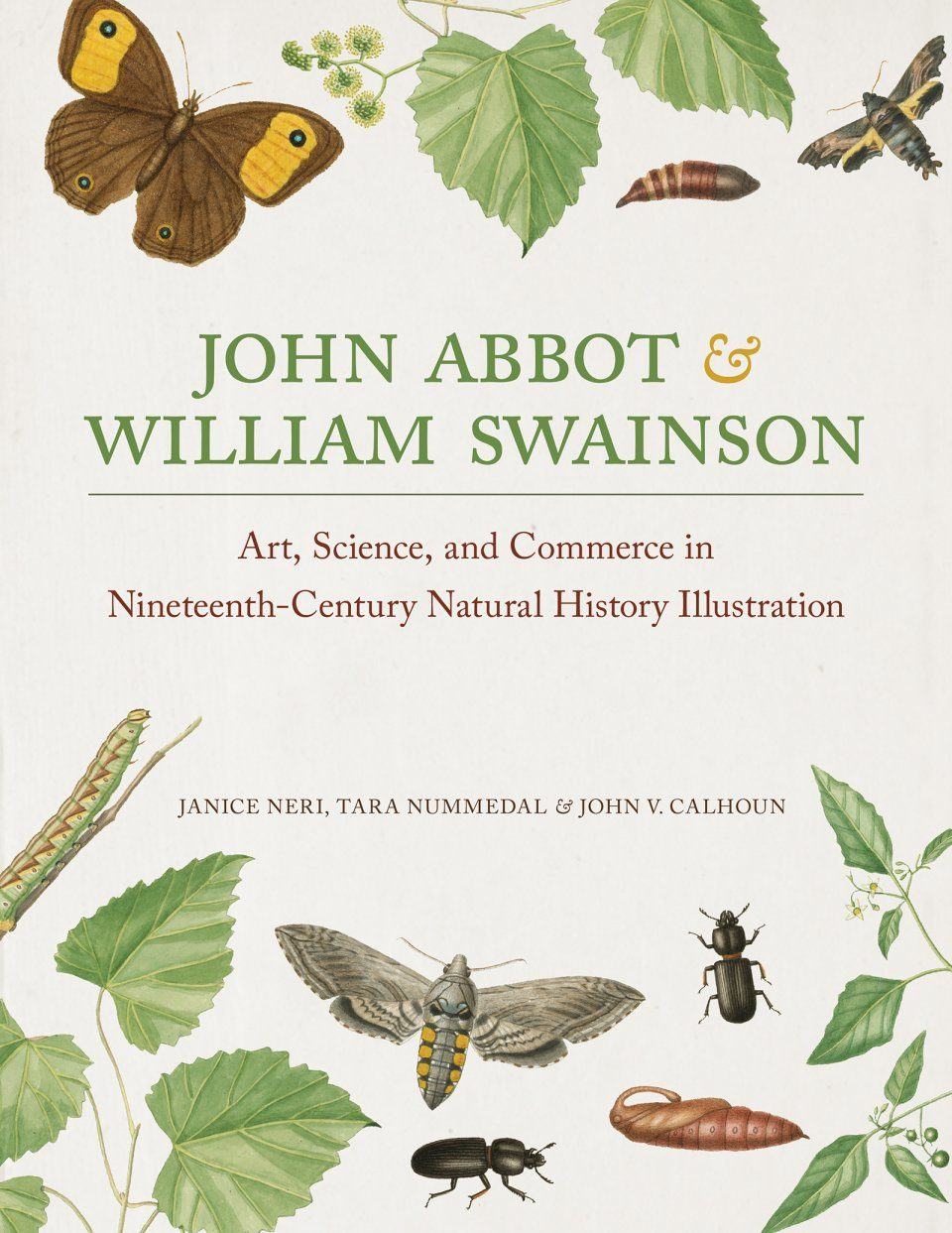 John Abbot and William Swainson