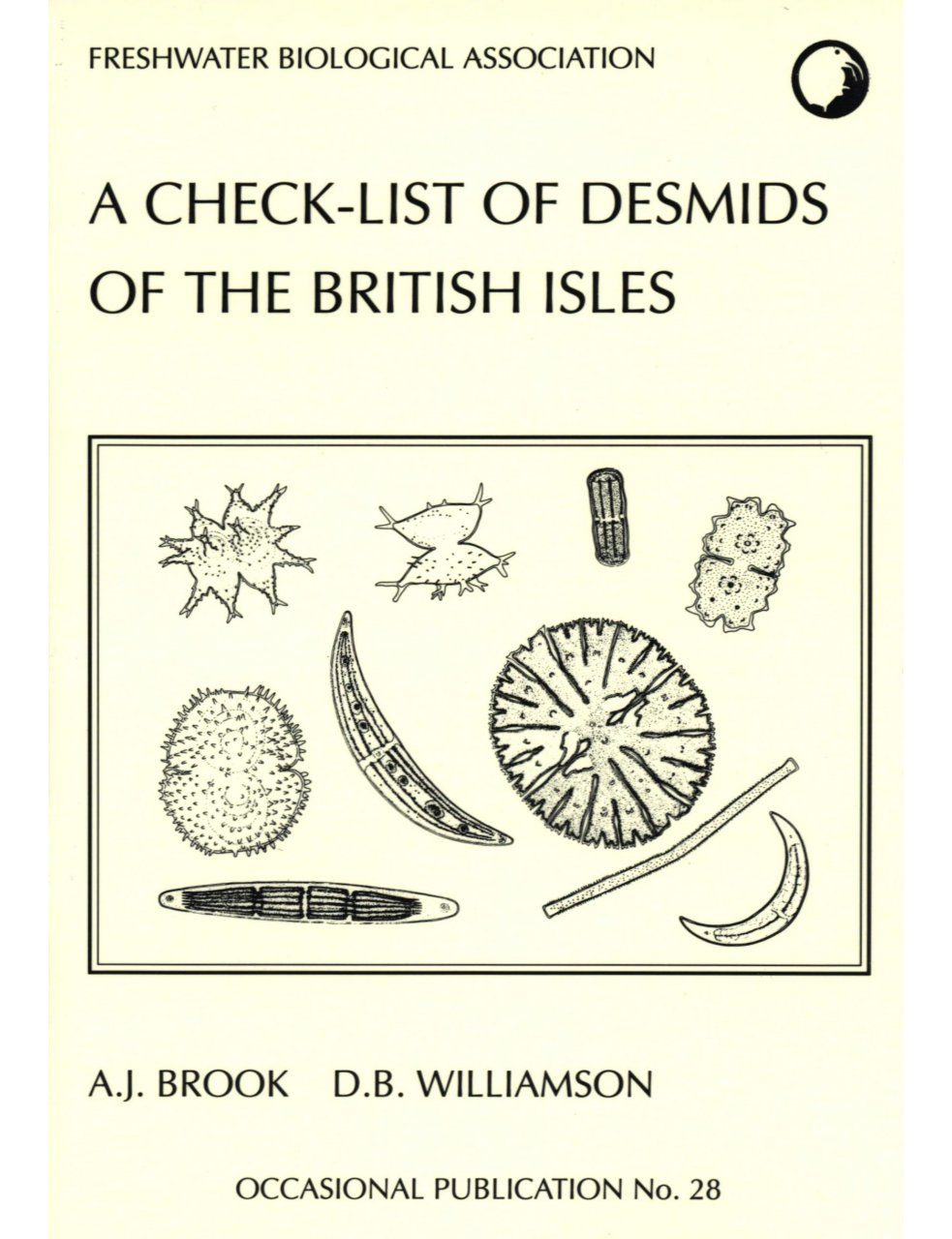 A Check-List of Desmids of the British Isles