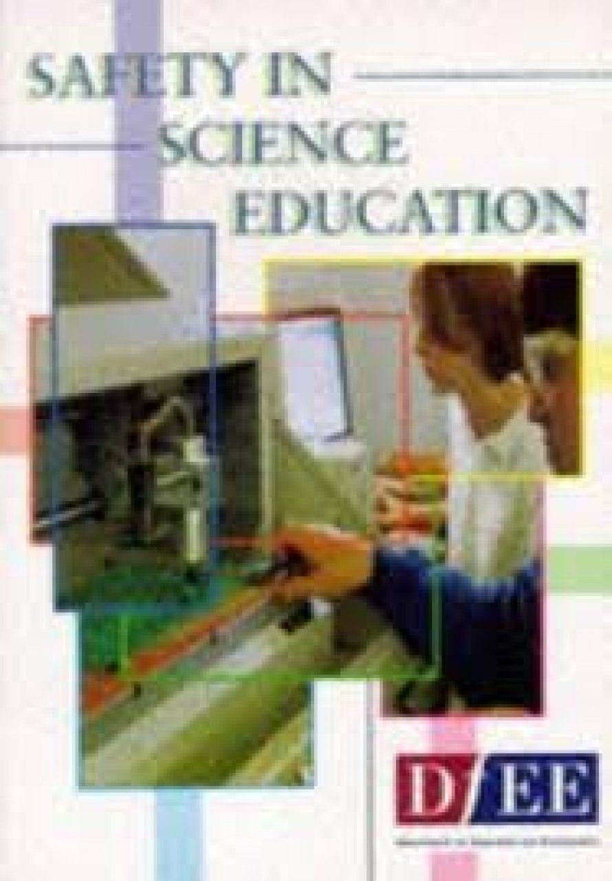 Safety in Science Education
