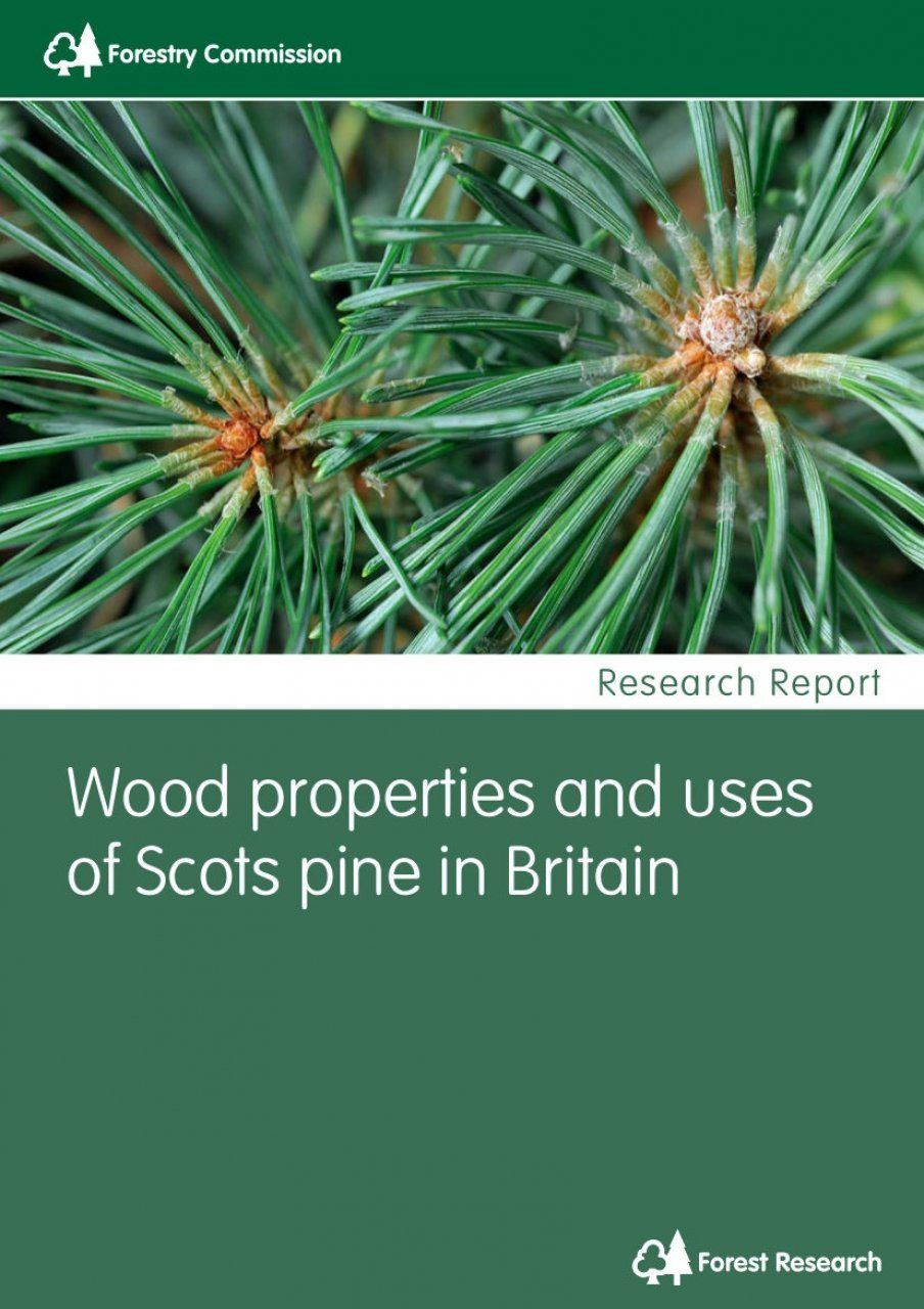 Wood Properties and Uses of Scots Pine in Britain
