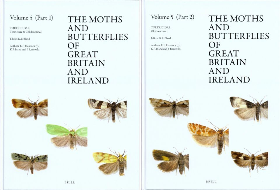 The Moths and Butterflies of Great Britain and Ireland, Volume 5: Tortricidae (2-Volume Set)