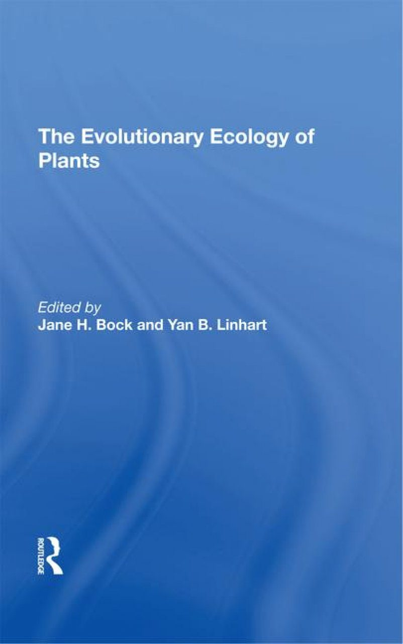 The Evolutionary Ecology of Plants