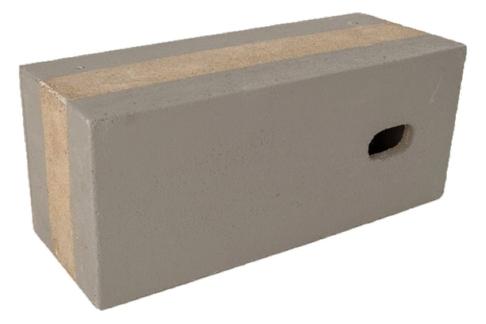 WoodStone Build-in Swift Nest Box Deep