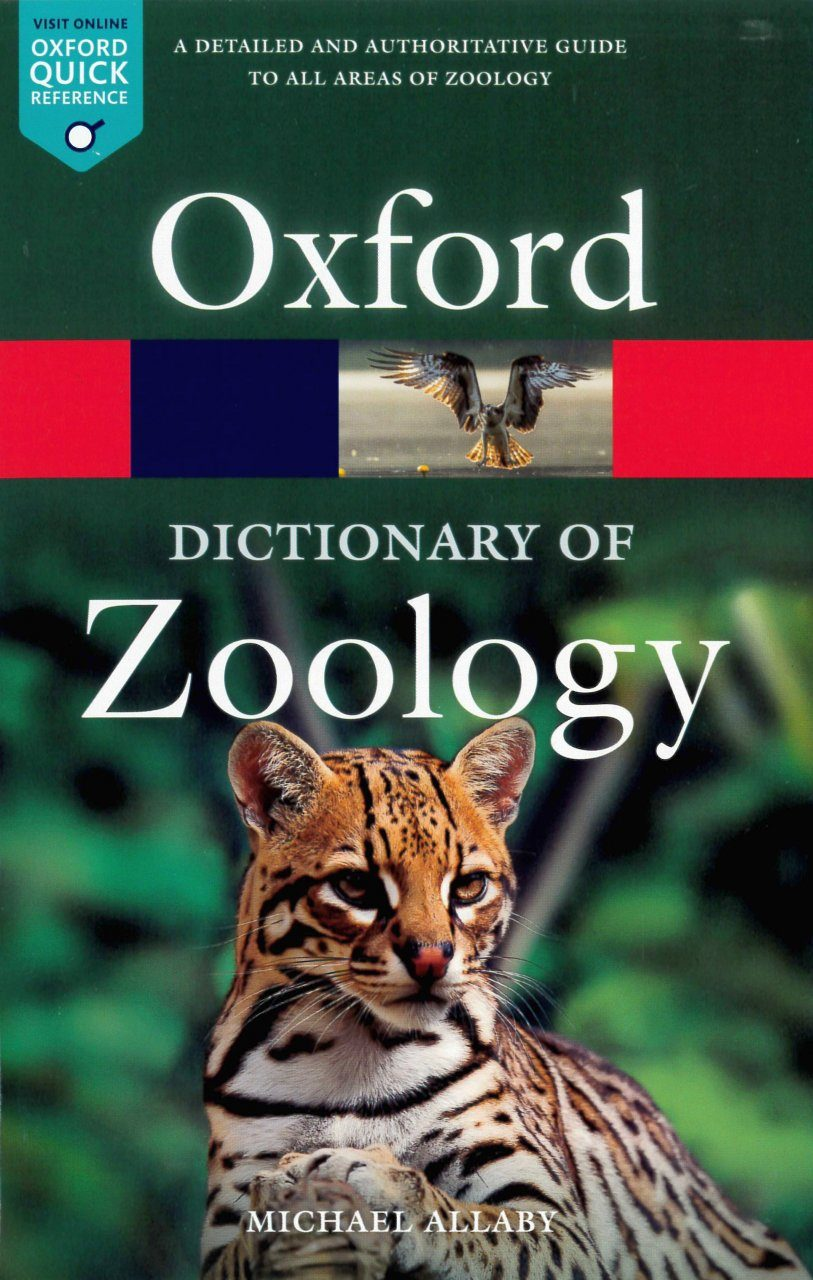 Oxford Dictionary of Zoology