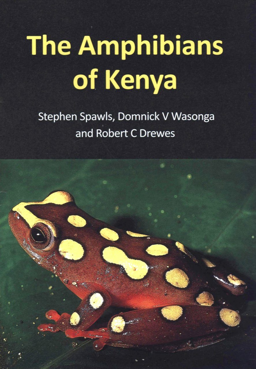 The Amphibians of Kenya