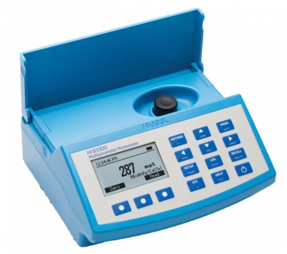 Multi-Parameter Bench Photometer - HI-83300-02