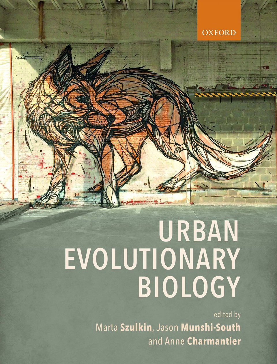 Urban Evolutionary Biology
