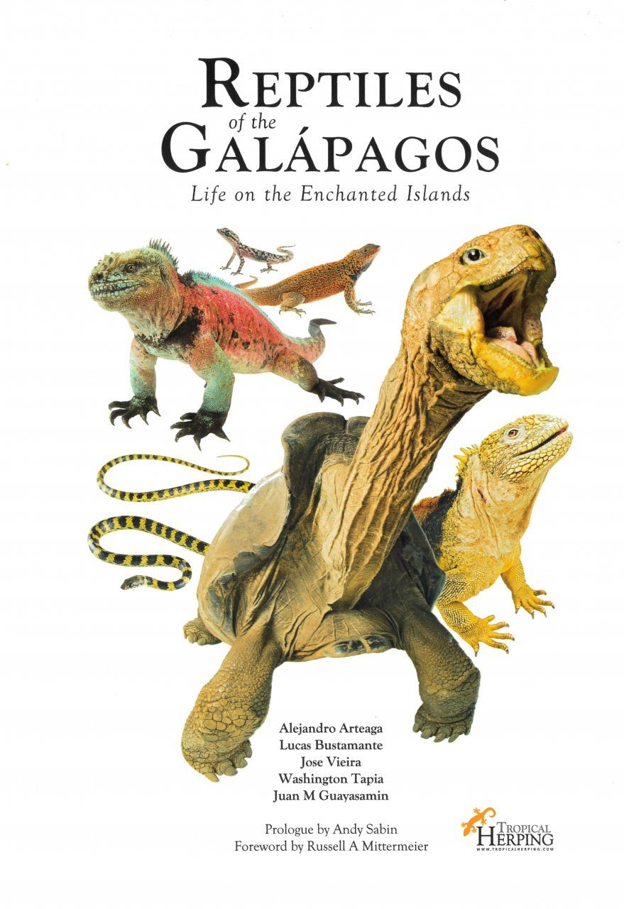 Reptiles of the Galápagos
