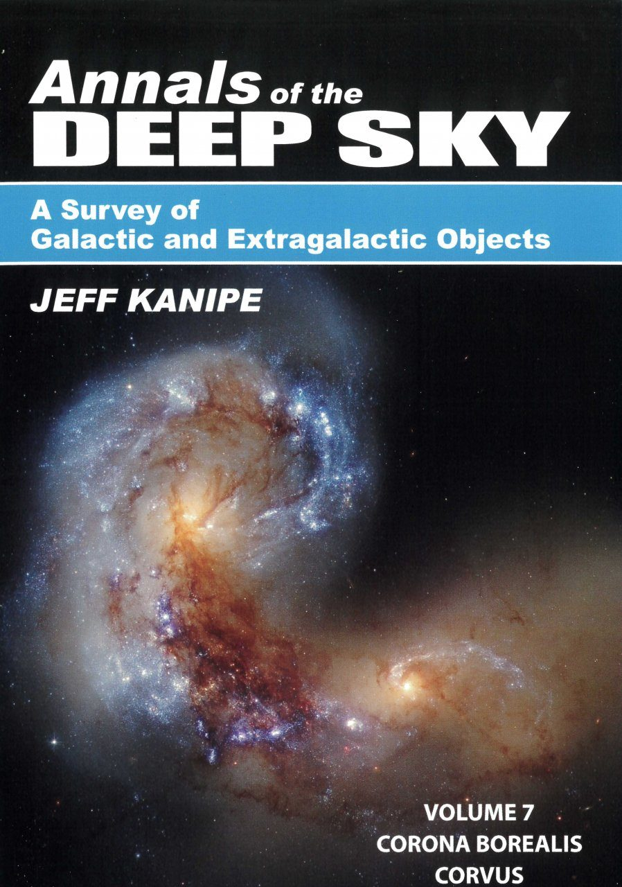 Annals of the Deep Sky – A Survey of Galactic and Extragalactic Objects, Volume 7