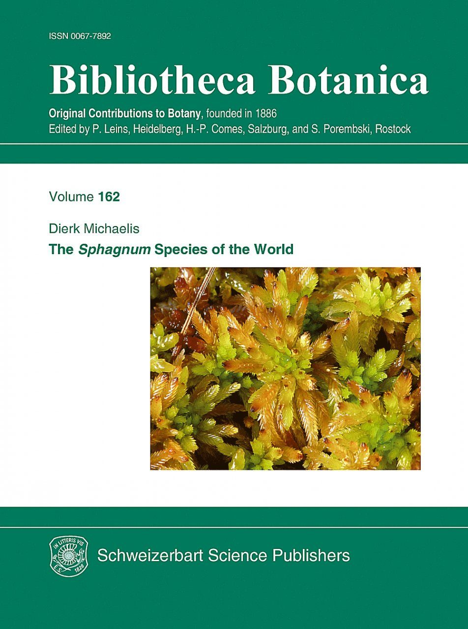 The Sphagnum Species of the World