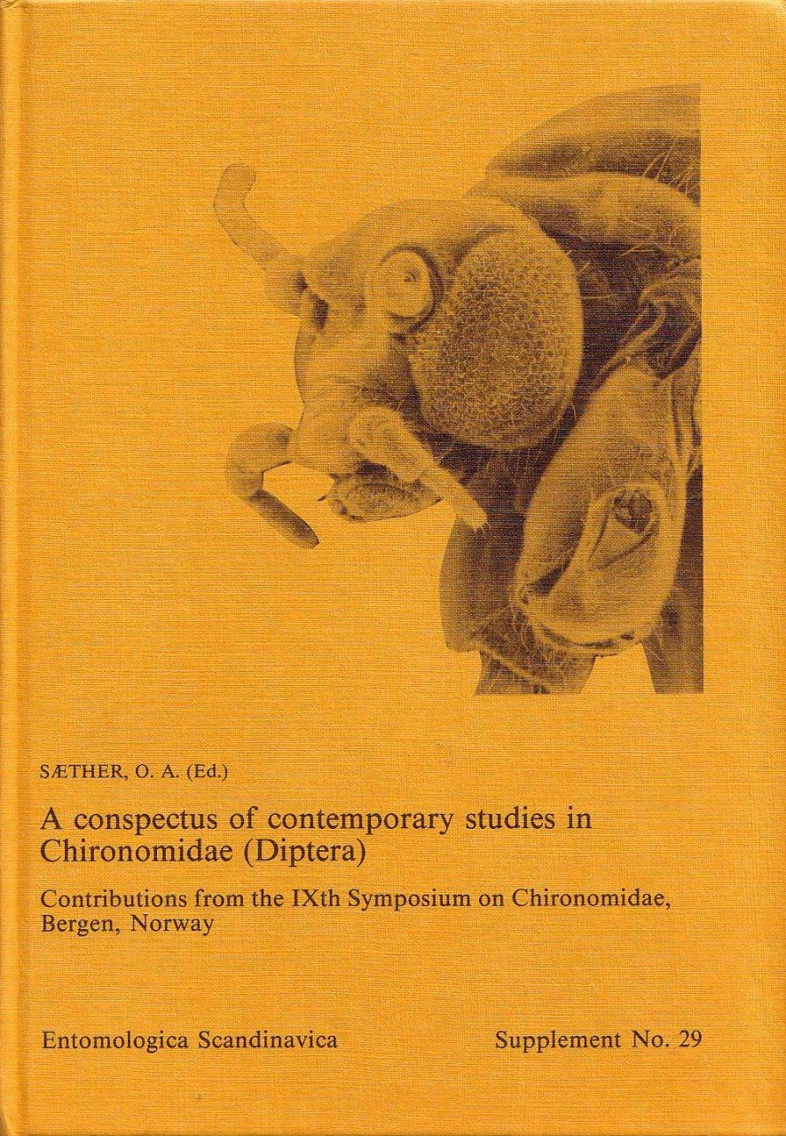 A Conspectus of Contemporary Studies in Chironomidae (Diptera)
