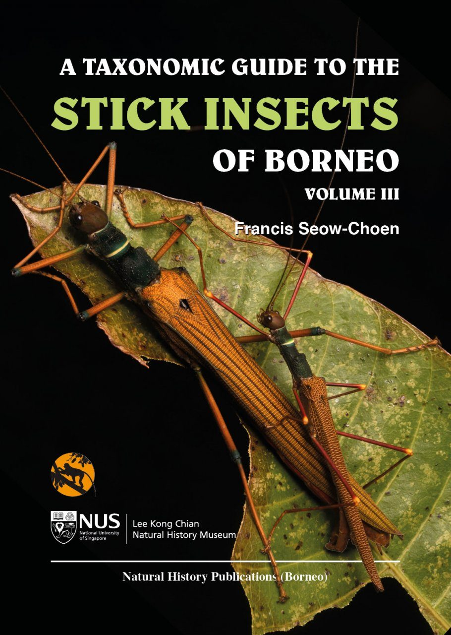 A Taxonomic Guide to the Stick Insects of Borneo, Volume 3