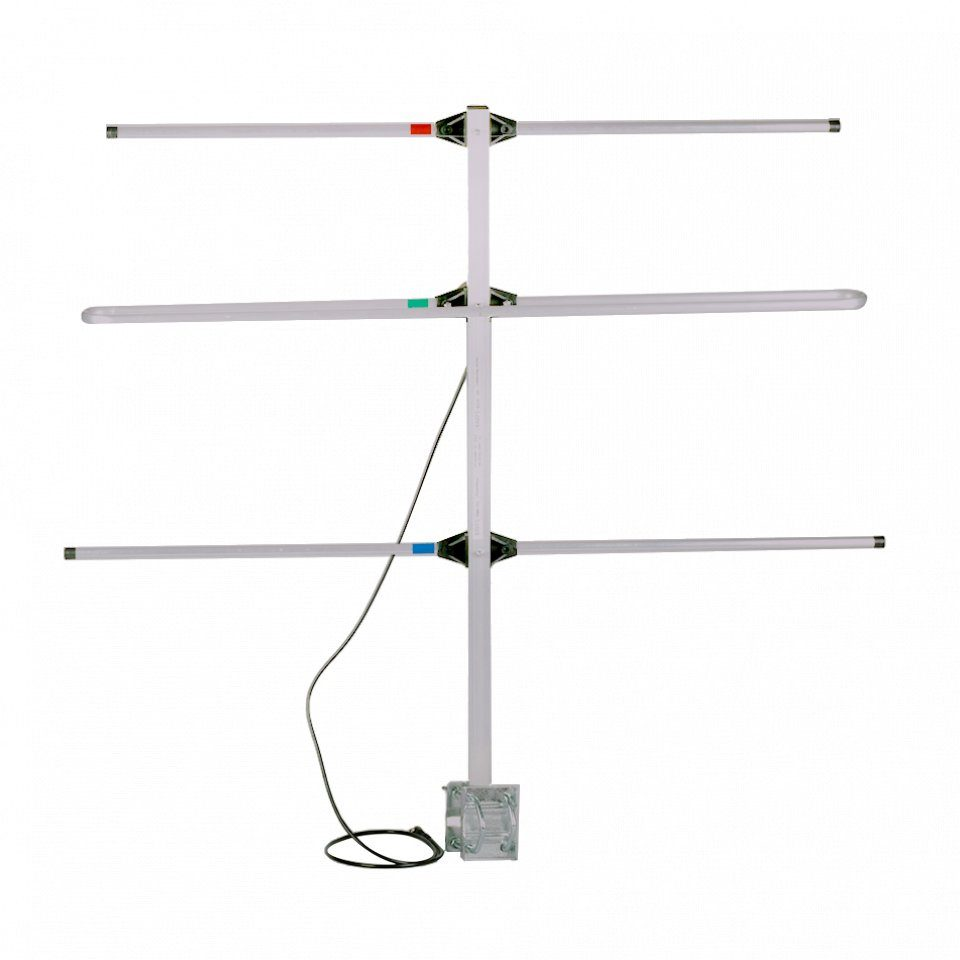 Lotek Rigid 3-Element VHF Antenna