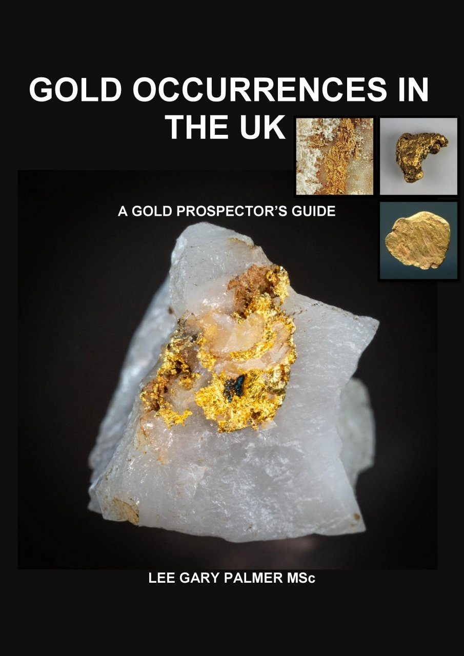 Gold Occurrences in the UK