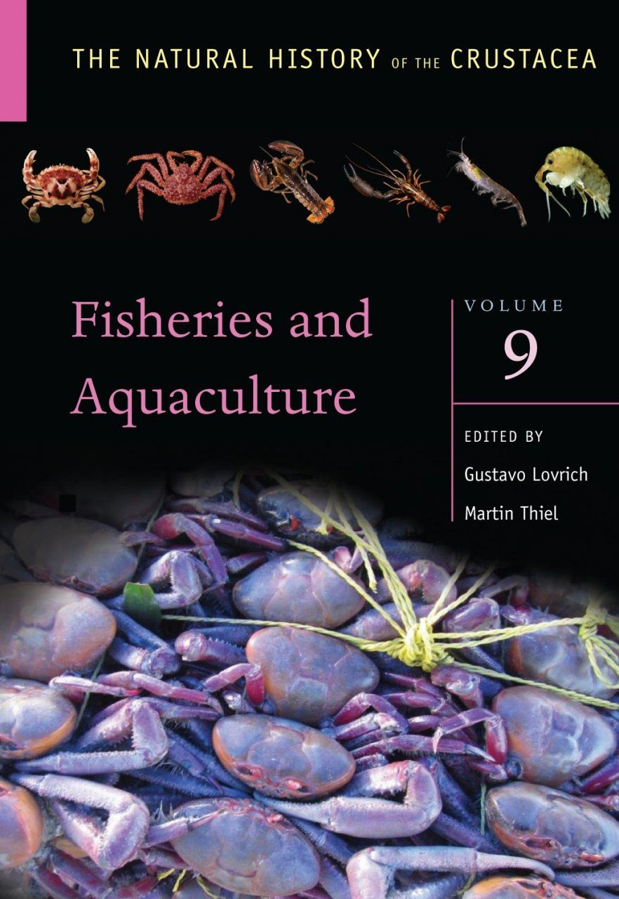 The Natural History of the Crustacea, Volume 9: Fisheries and Aquaculture