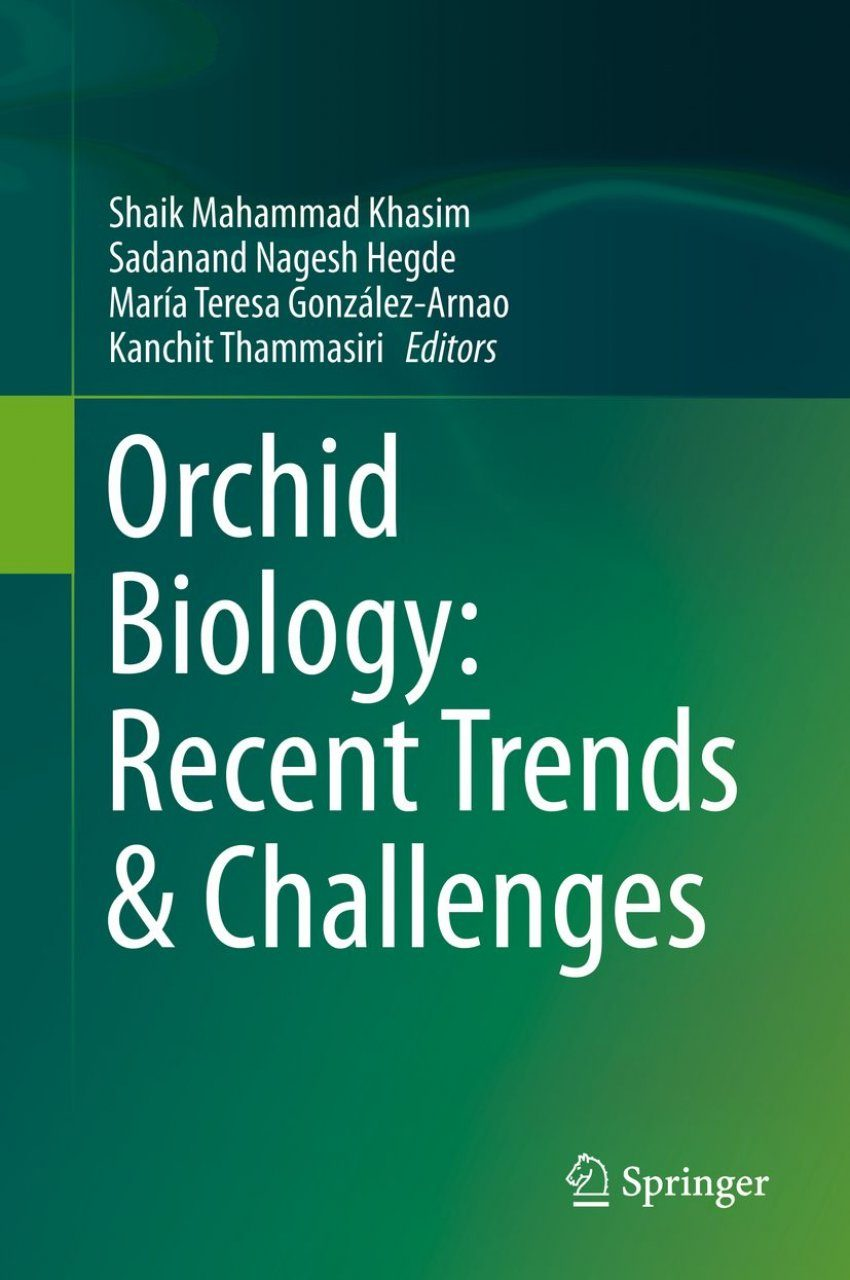Orchid Biology