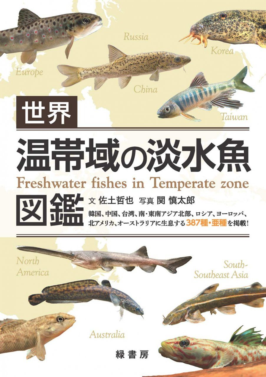 Freshwater Fishes in Temperate Zone [Japanese]