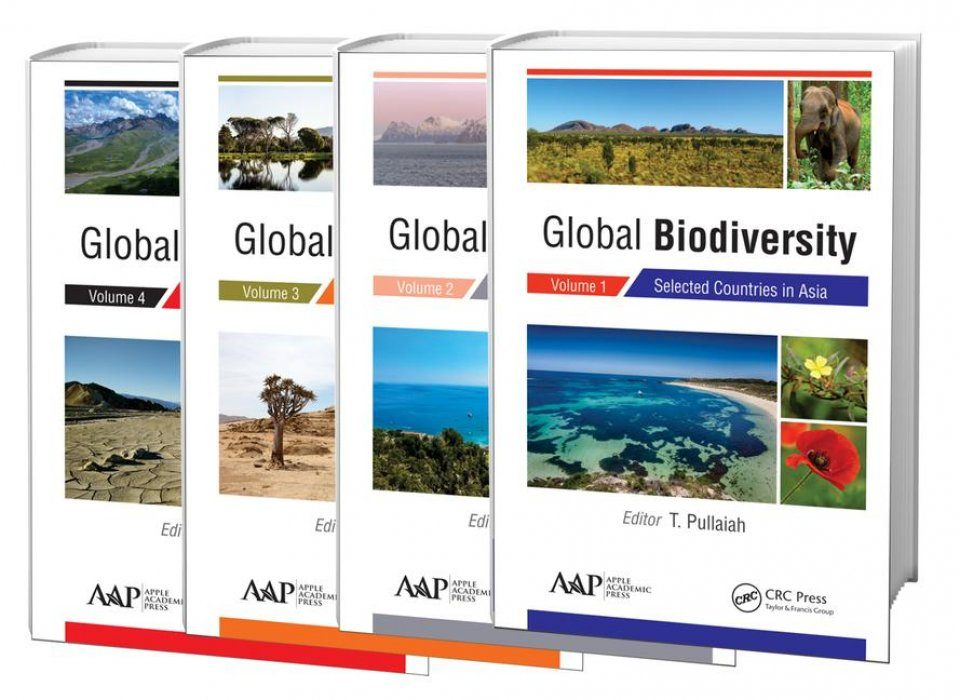 Global Biodiversity (4-Volume Set)