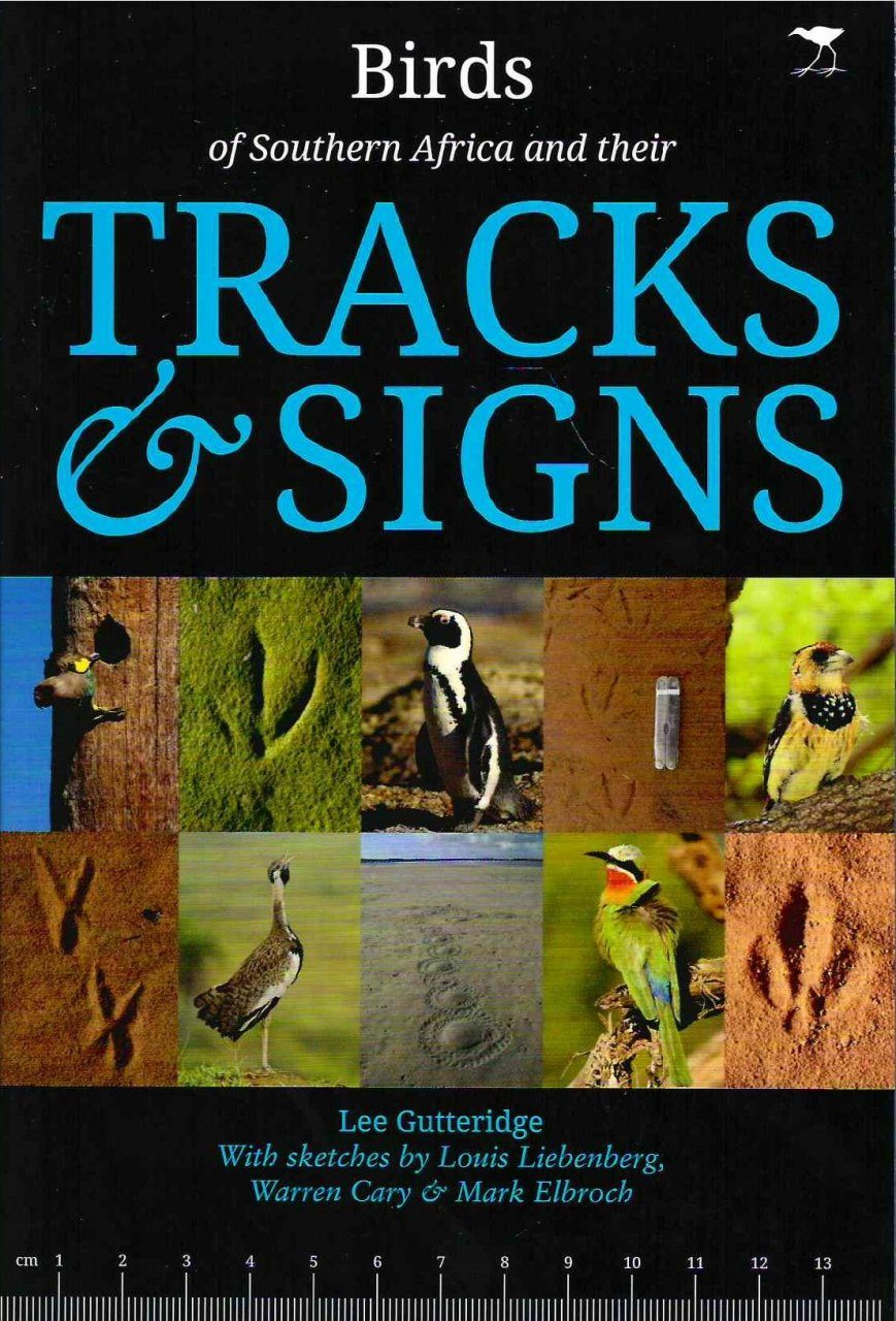 Birds of Southern Africa and Their Tracks & Signs
