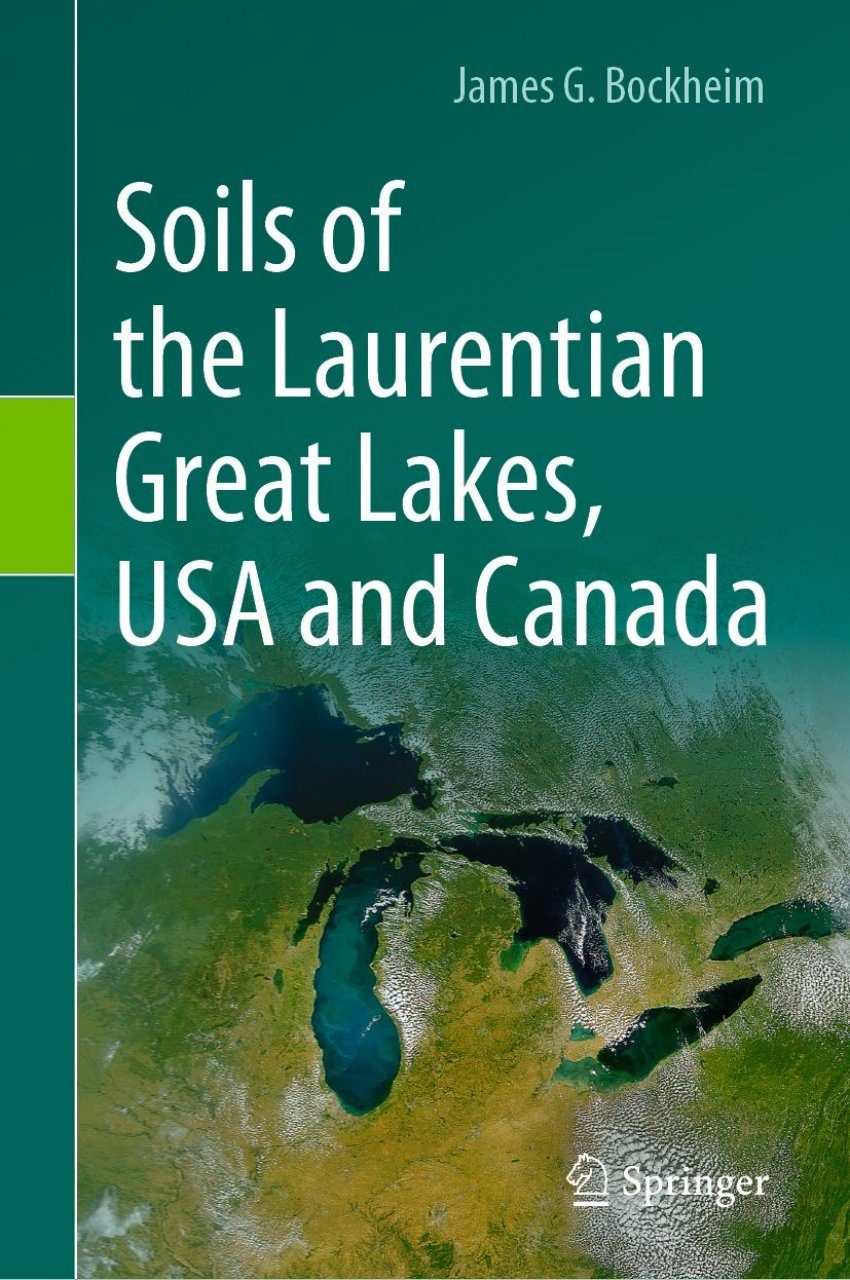 Soils of the Laurentian Great Lakes, USA and Canada