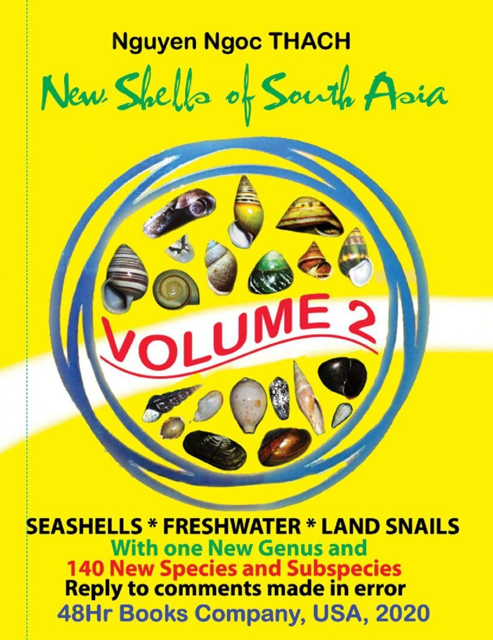 New Shells of South Asia, Volume 2