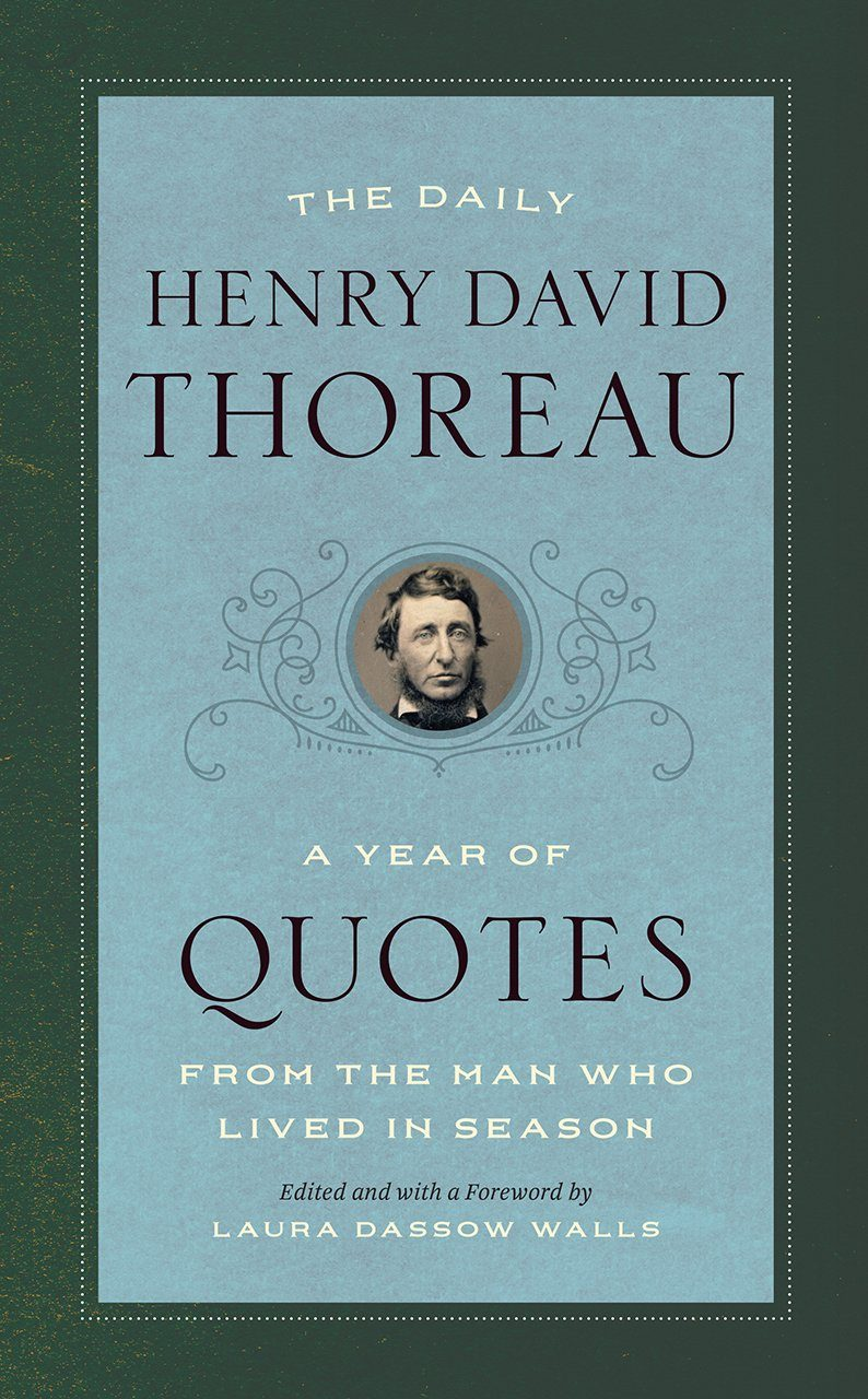 The Daily Henry David Thoreau