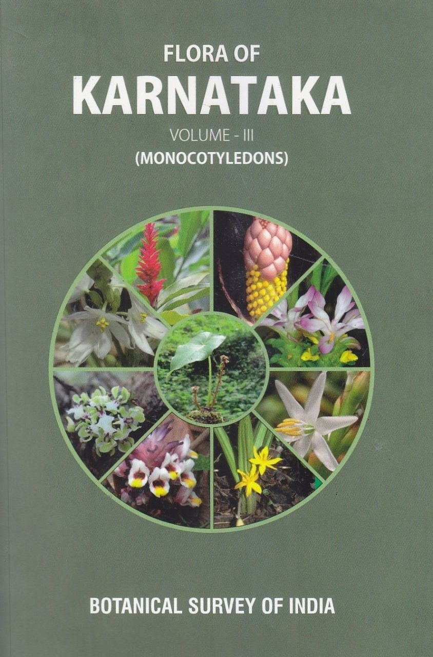 Flora of Karnataka, Volume 3