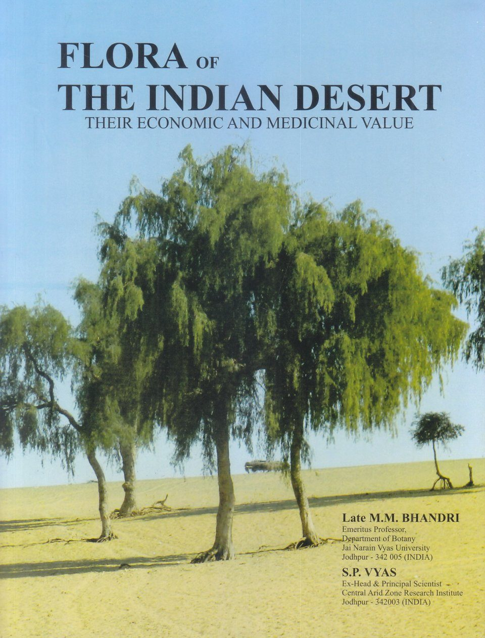 Flora of the Indian Desert