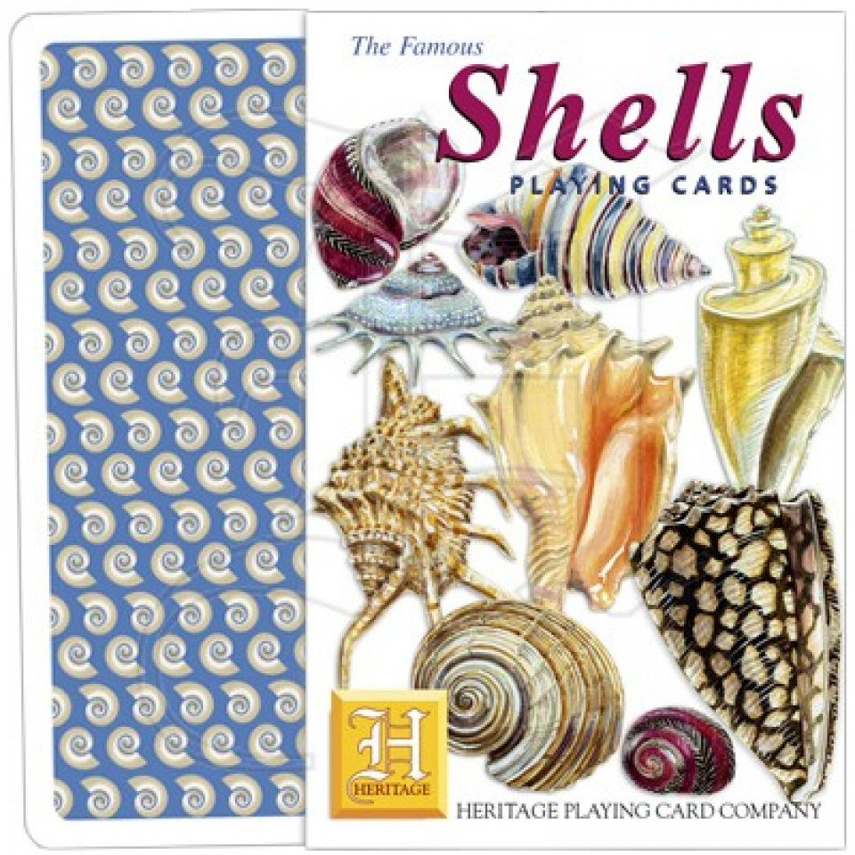 Shells Playing Cards