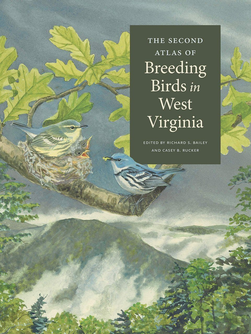 The Second Atlas of Breeding Birds in West Virginia
