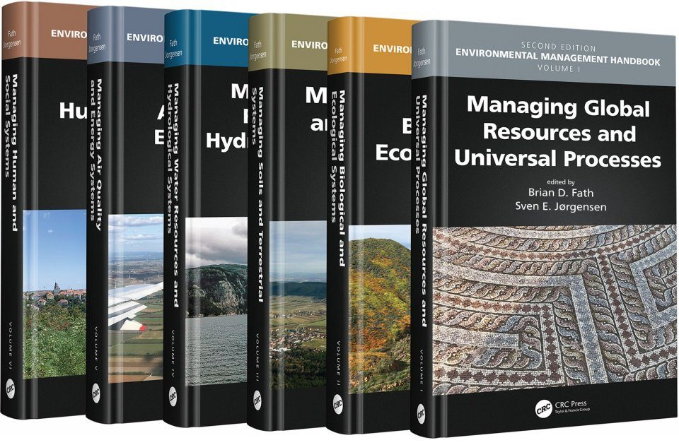 Environmental Management Handbook (6-Volume Set)