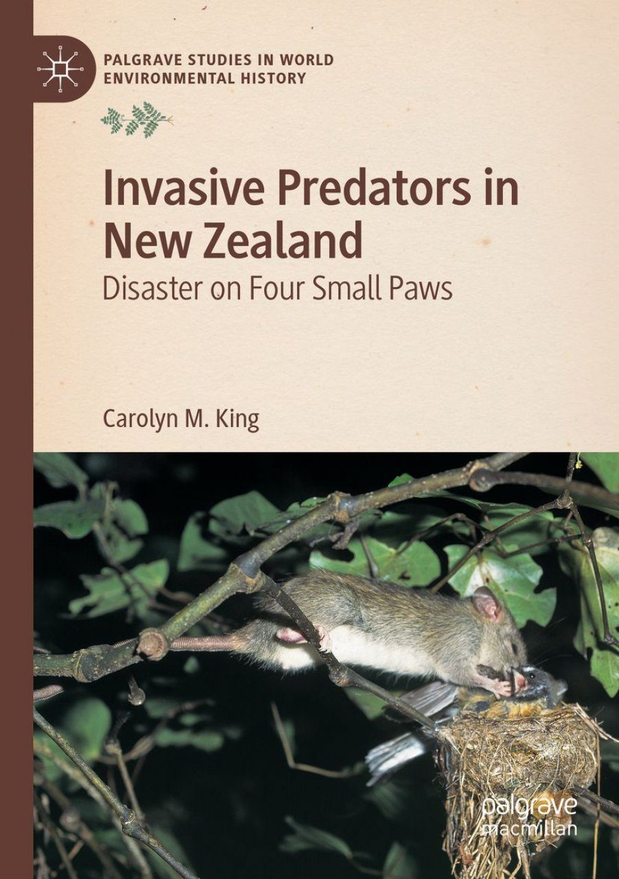 Invasive Predators in New Zealand