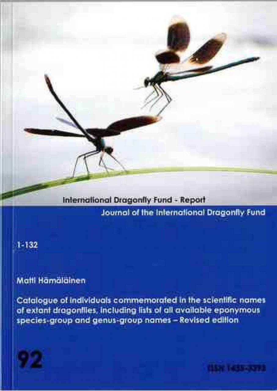 International Dragonfly Fund Report, Volume 92