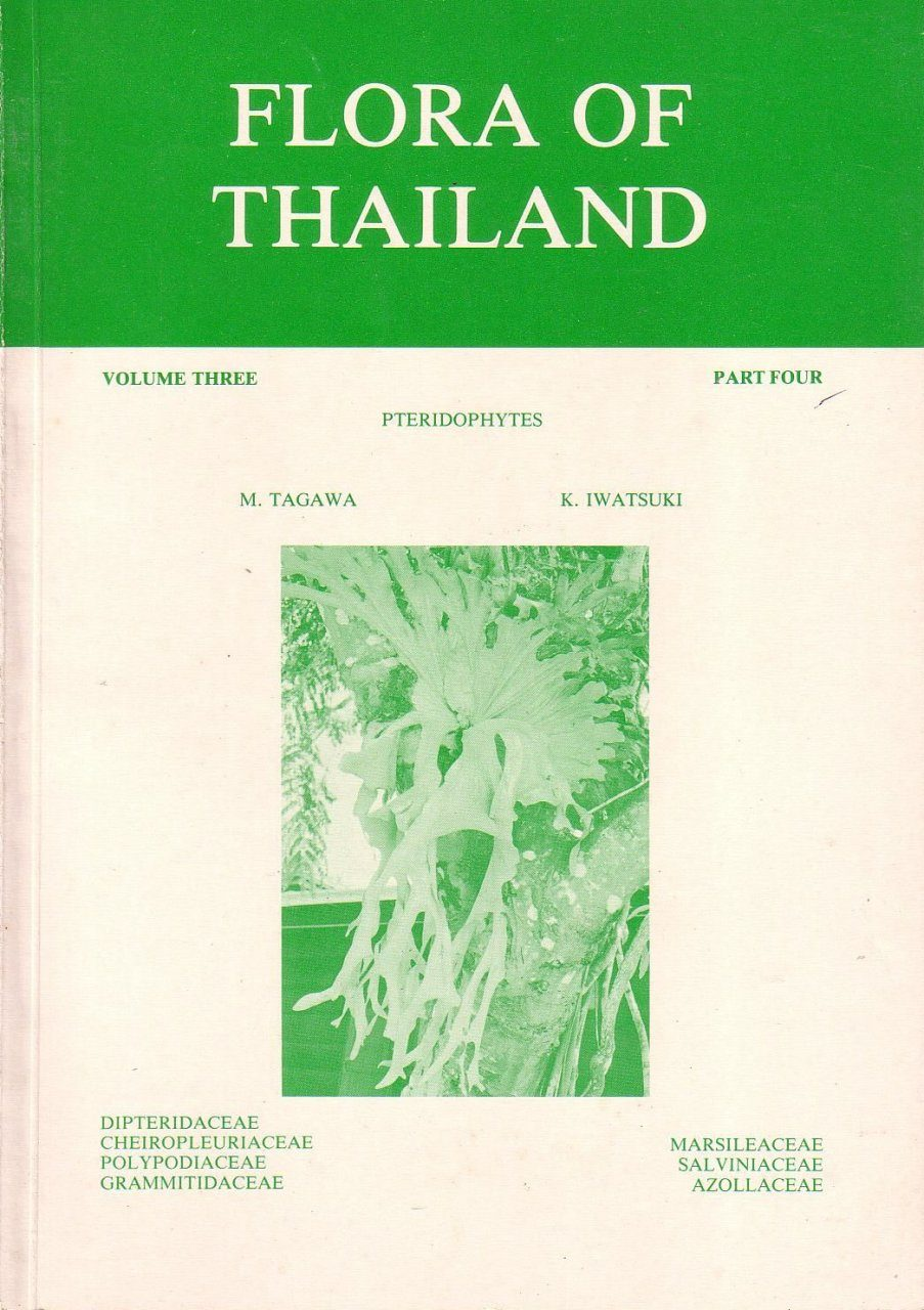 Flora of Thailand, Volume 3, Part 4