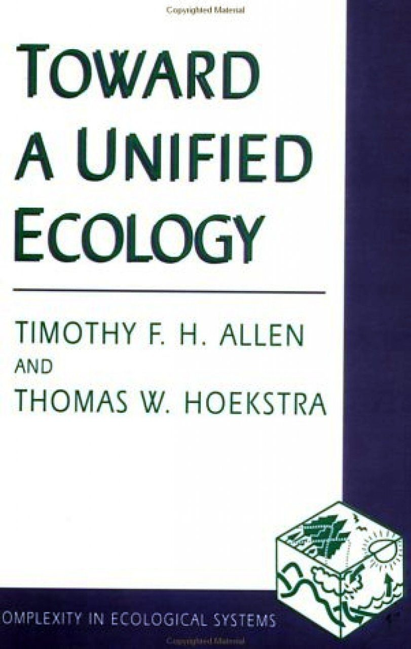 Toward a Unified Ecology