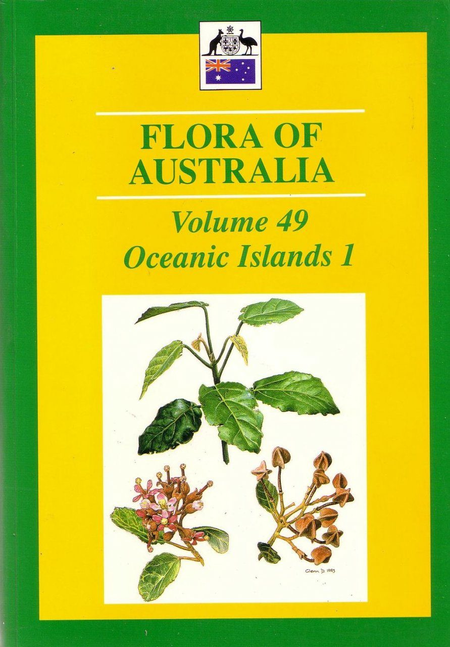 Flora of Australia, Volume 49: Oceanic Islands 1