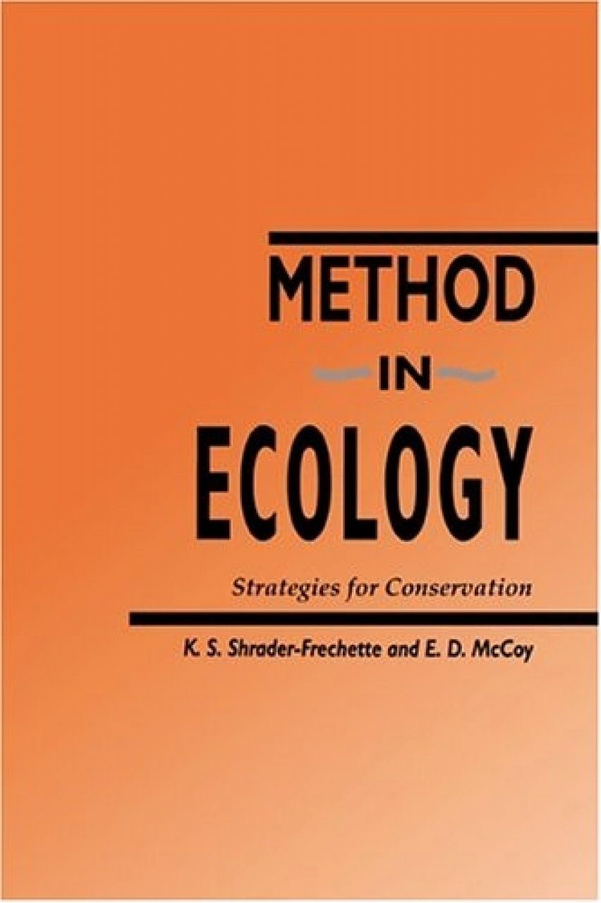 Method in Ecology