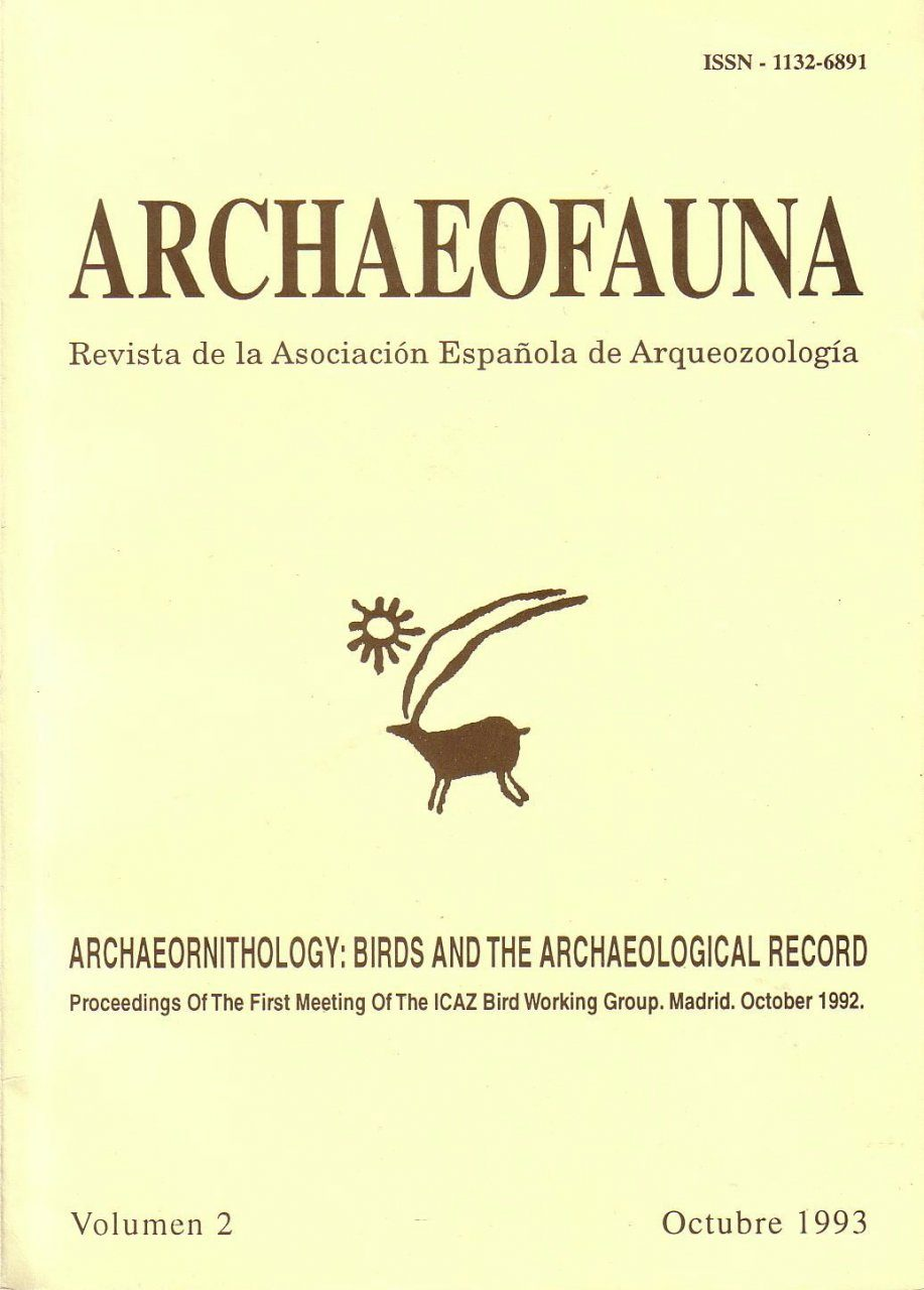 Archaeornithology: Birds and the Archaeological Record