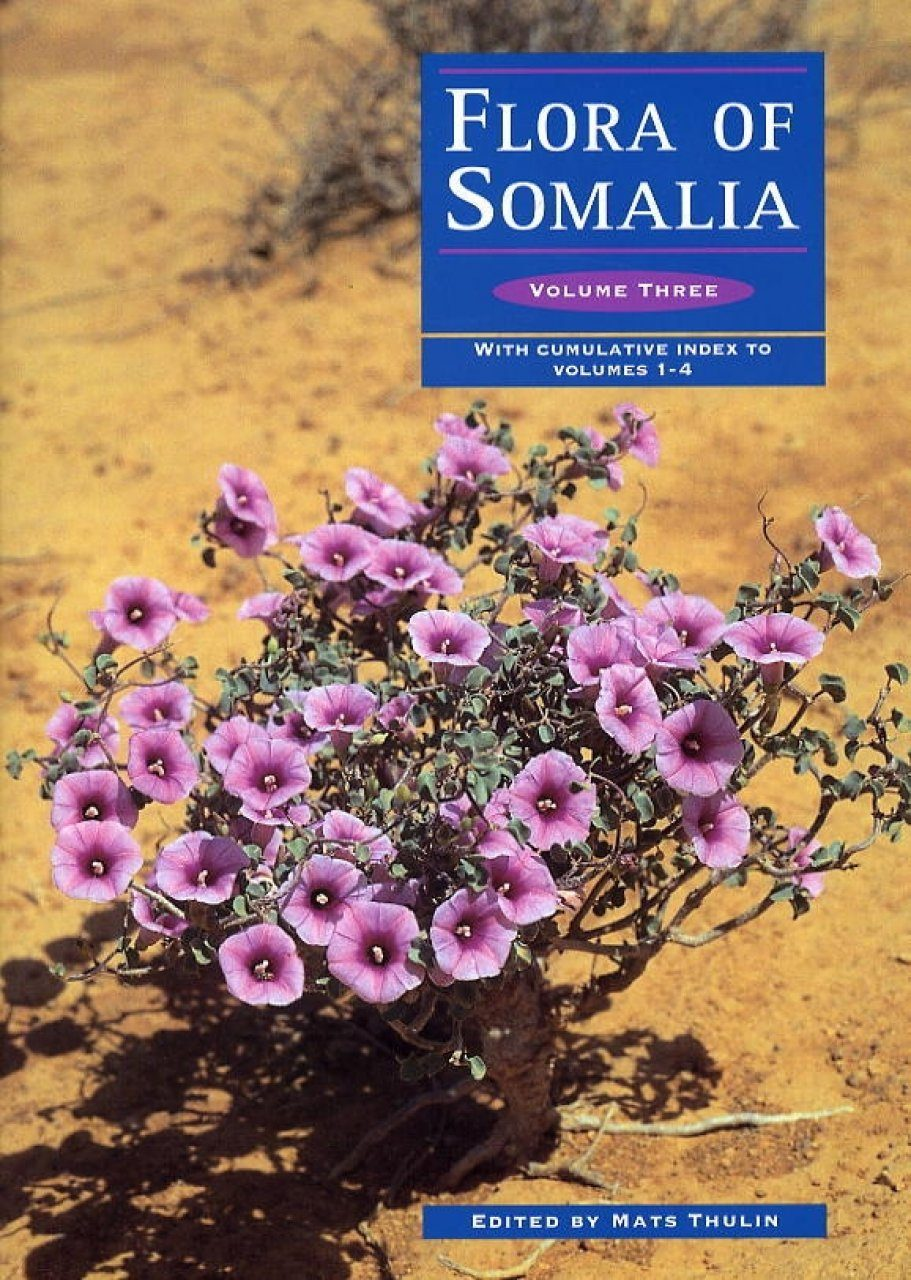 Flora of Somalia, Volume 3