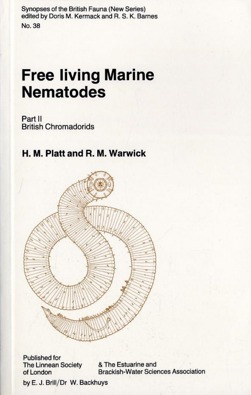 SBF Volume 38: Free Living Marine Nematodes Part II