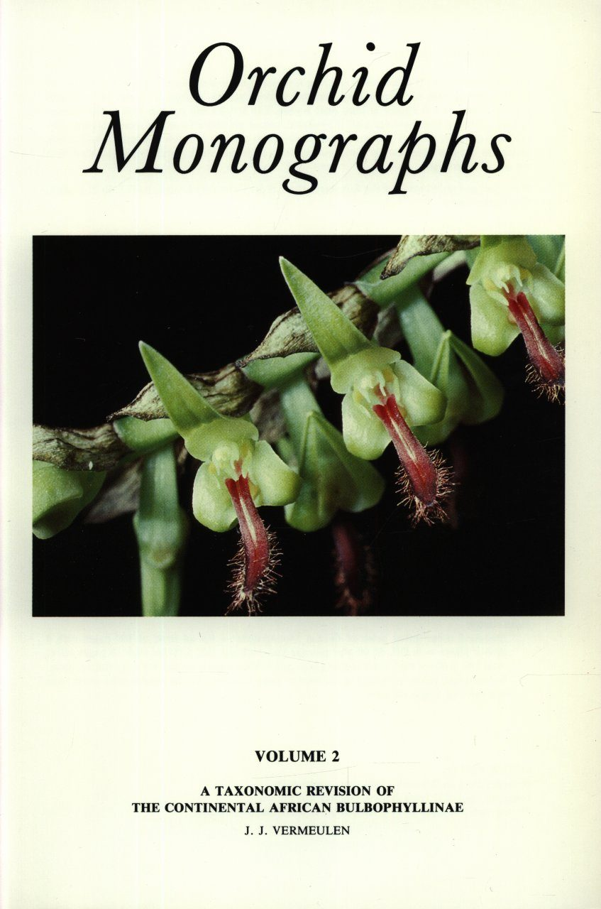 Orchid Monographs, Volume 2