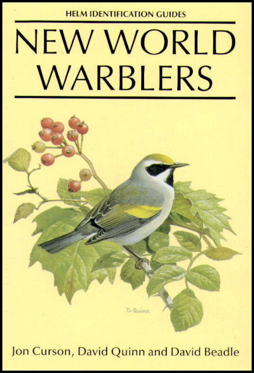 New World Warblers: An Identification Guide