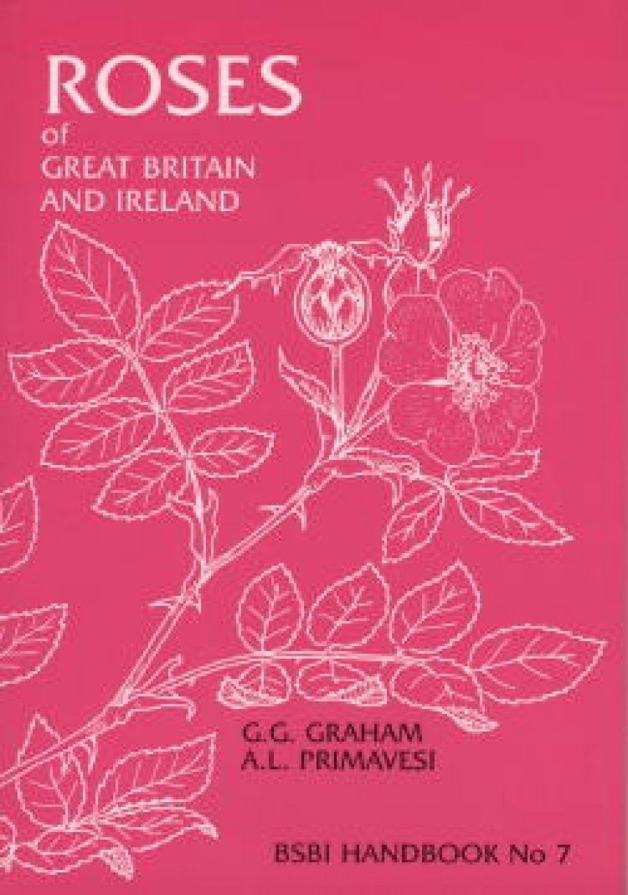 Roses of Great Britain and Ireland