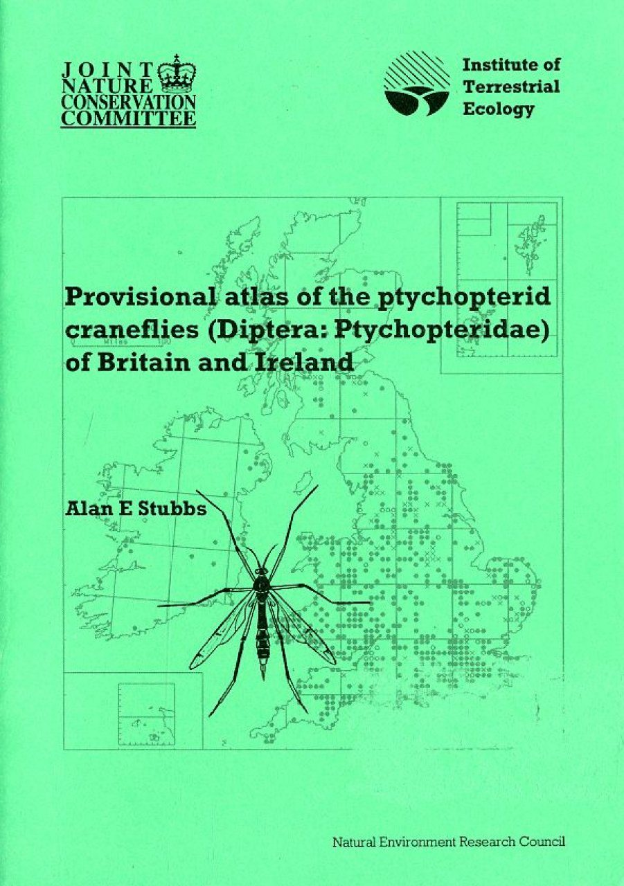 Provisional Atlas of the Ptychopteroid Craneflies (Diptera: Ptychopteridae) of Britain and Ireland