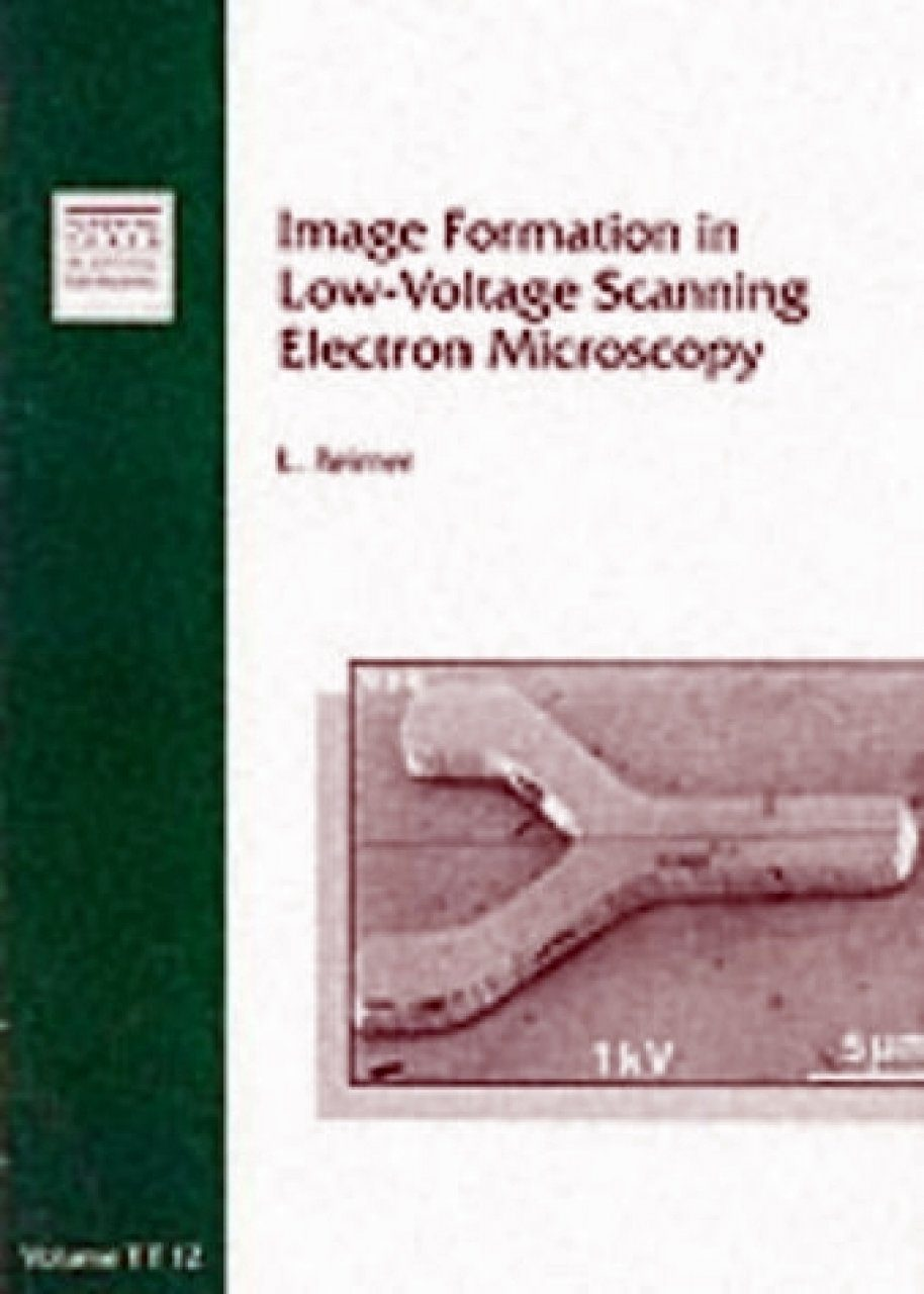 Image Formation in Low-voltage Scanning Electron Microscopy