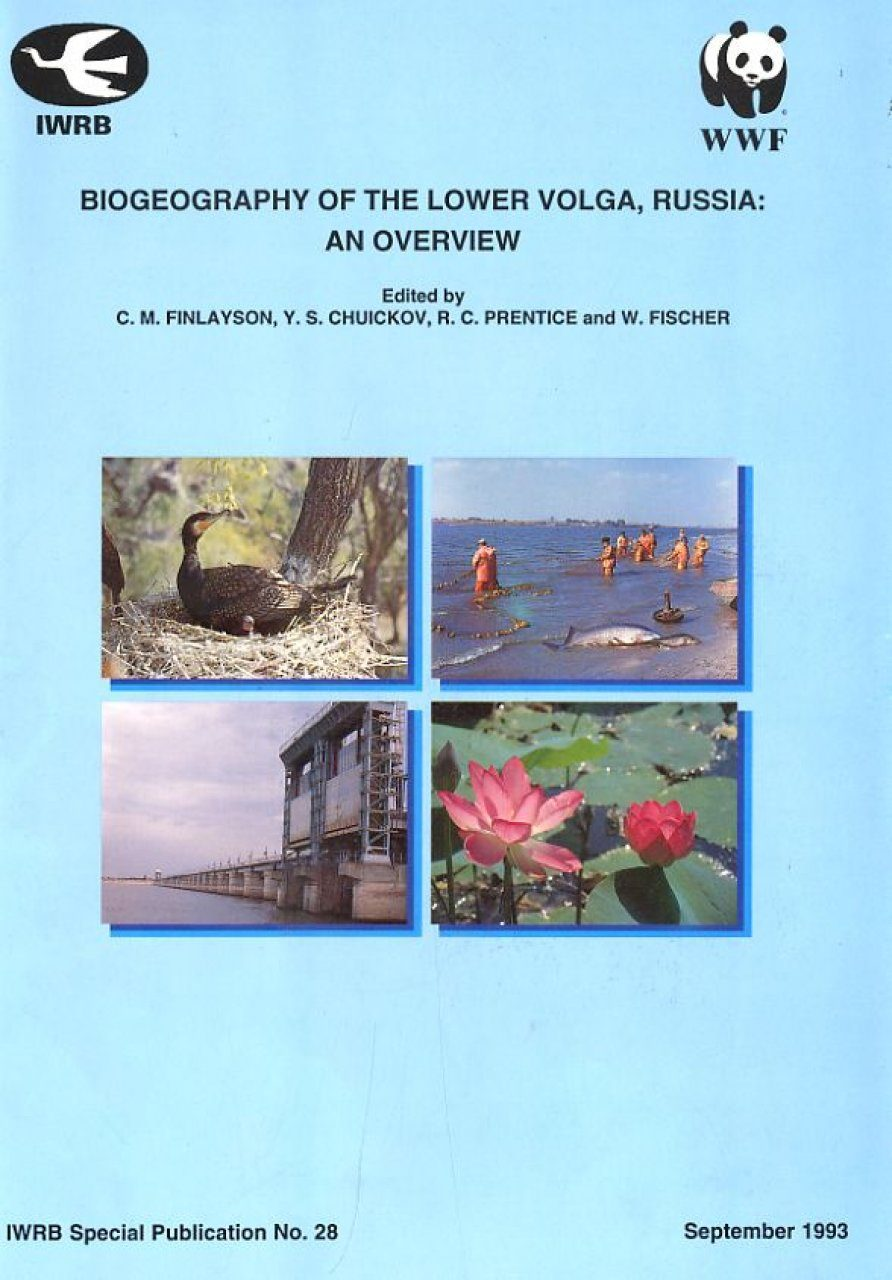 Biogeography of the Lower Volga, Russia