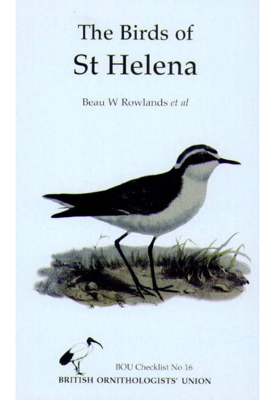 The Birds of St Helena