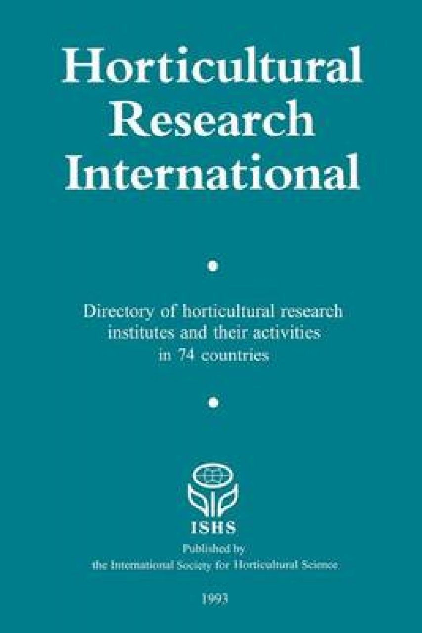 Horticultural Research International